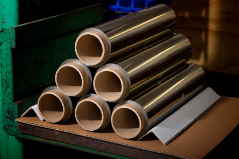 309/321 Stainless steel foil wrap