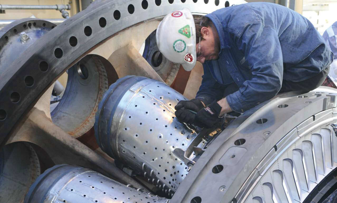 Turbine Repair replacement shims and parts