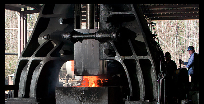 Forging Press- Flanges